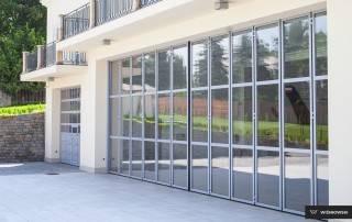 Складні ворота для промислових об'єктів-2