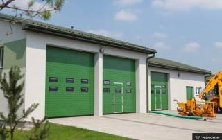 Секційні ворота wisniowski для промислових об'єктів-8