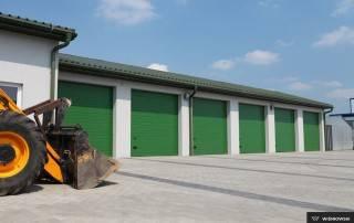 Секційні ворота wisniowski для промислових об'єктів-9