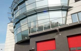 Секційні ворота wisniowski для промислових об'єктів-10