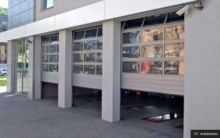 Секційні ворота wisniowski для промислових об'єктів-14