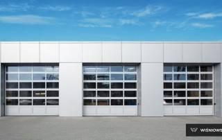 Секційні ворота wisniowski для промислових об'єктів-15