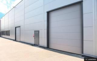 Секційні ворота wisniowski для промислових об'єктів-20