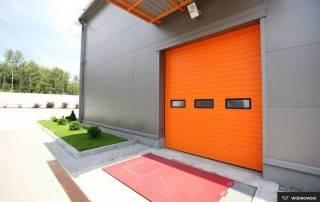 Секційні ворота wisniowski для промислових об'єктів-21