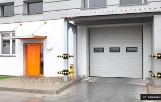 Секційні ворота wisniowski для промислових об'єктів-24