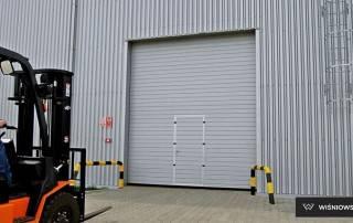 Секційні ворота wisniowski для промислових об'єктів-25