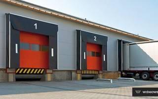 Секційні ворота wisniowski для промислових об'єктів-26