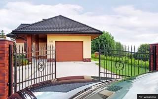 Розпашні ворота та хвіртки для огорожі wisniowski-7