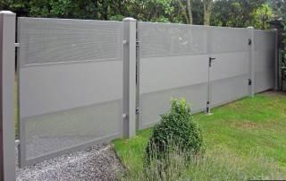 Розпашні ворота та хвіртки для огорожі wisniowski-13