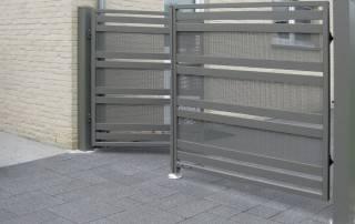 Розпашні ворота та хвіртки для огорожі wisniowski-18
