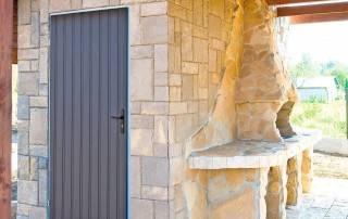 Бокові алюмінієві панельні двері wisniowski-8