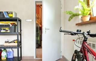 Сталеві суцільні внутрішні двері wisniowski-15