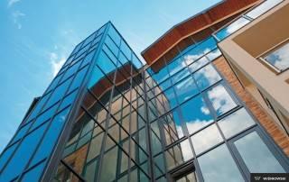 Алюмінієві та сталеві фасадні конструкції для промислових об'єктів-1