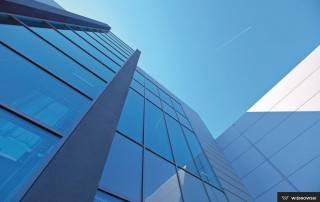 Алюмінієві та сталеві фасадні конструкції для промислових об'єктів-2