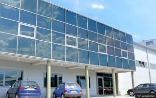 Алюмінієві та сталеві фасадні конструкції для промислових об'єктів-14