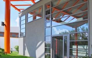Алюмінієві та сталеві фасадні конструкції для промислових об'єктів-31