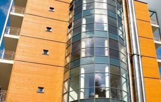 Алюмінієві та сталеві фасадні конструкції для промислових об'єктів-32