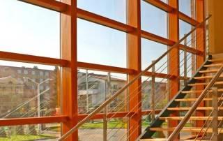 Алюмінієві та сталеві фасадні конструкції для промислових об'єктів-36