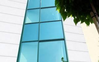 Алюмінієві та сталеві фасадні конструкції для промислових об'єктів-38