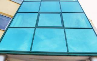 Алюмінієві та сталеві фасадні конструкції для промислових об'єктів-39