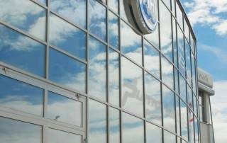 Алюмінієві та сталеві фасадні конструкції для промислових об'єктів-42