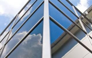 Алюмінієві та сталеві фасадні конструкції для промислових об'єктів-45