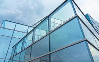 Алюмінієві та сталеві фасадні конструкції для промислових об'єктів-46