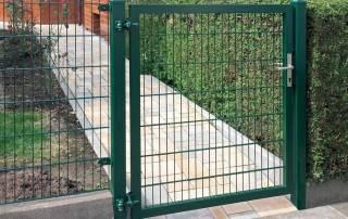 Промислові розпашні ворота та хвіртки wisniowski системи GARDIA-5