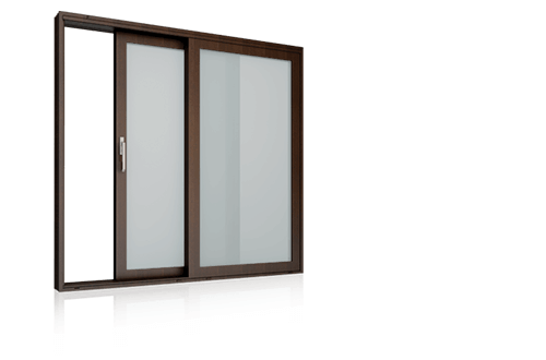 Алюмінієві терасні підйомно-розсувні двері