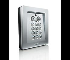 Електрозамок в прохідних дверях з бездротовою кодовою клавіатурою для секційних промислових воріт