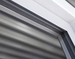 Сталеві протипожежні профільні двері wisniowski - терморозшируючий ламінат