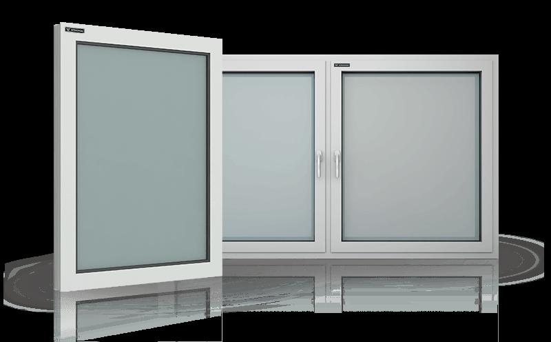 Алюмінієві зовнішні вікна wisniowski