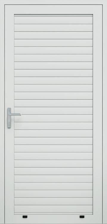 Алюмінієві панельні двері wisniowskі, профіль AW77