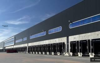 Перевантажувальні системи для промислових об'єктів-1