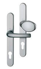 Бокові алюмінієві панельні двері wisniowski. Ручка та ручка-кнопка Tokyo