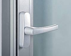 Стандартна ручка для алюмінієвих вікон wisniowski