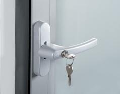 Ручка з ключем для алюмінієвих вікон wisniowski