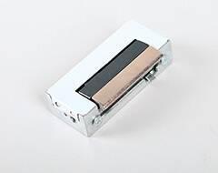 Бокові алюмінієві панельні двері wisniowski. Електромагнітна защіпка
