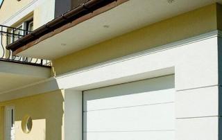 Секційні гаражні ворота UniPro для дому wisniowski-11