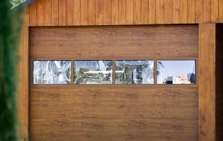 Секційні гаражні ворота UniPro для дому wisniowski-36
