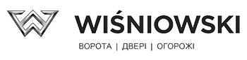 WISNIOWSKI — Польські брами | Ворота | Двері | Огорожі Logo