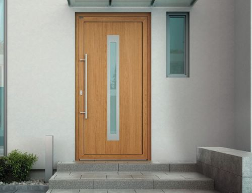 Які вибрати якісні та безпечні алюмінієві двері в приватний будинок?
