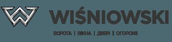 WISNIOWSKI — Польські брами | Ворота | Вікна |  Двері | Огорожі Logo