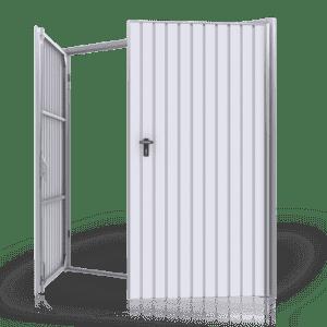 Купити розпашні гаражні ворота
