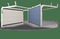 ворота гаражні секційні PRIME