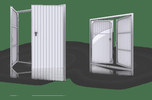 Ворота для дому