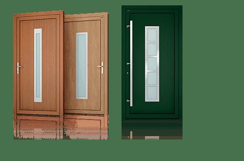 Двері та вікна для дому