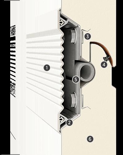Секційні ворота PRIME