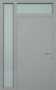 Ліва фрамуга + верхня фрамуга (LD+GD)
