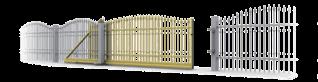 Розсувні ворота